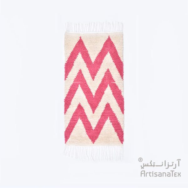 0-Caroline-Rose-zarbia-tapis-Descente-de-lit-Rug-carpet-laine-artisanatex-handmade-craft-tunisie-tunisia-artisanat
