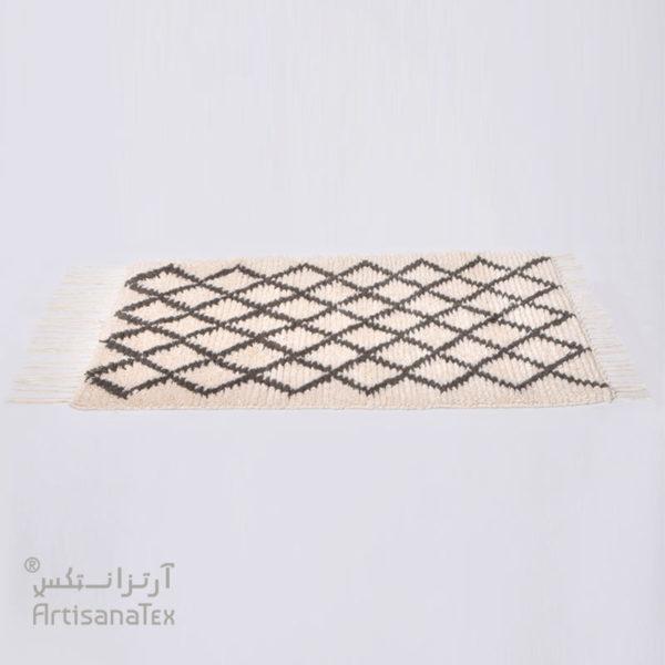 1-Irise-descente-de-lit-Rug-laine-artisanat-artisanatex-handmade-craft-tunisie-tunisia
