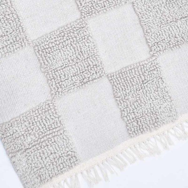 1-Patchi-Gris-zarbia-tapis-Descente-de-lit-Rug-carpet-laine-artisanatex-handmade-craft-tunisie-tunisia-artisanat