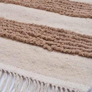 1-Terre-hermes-Descente-De-Lit-rug-carpet-laine-sheep-wool-artisanat-artisanatex-handmade-craft-tunisie-tunisia