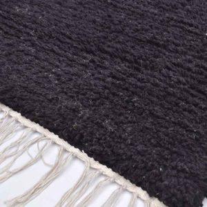 6-Camomille-Noir-zarbia-tapis-Descente-de-lit-Rug-carpet-laine-sheep-wool-artisanat-artisanatex-handmade-craft-tunisie-tunisia-
